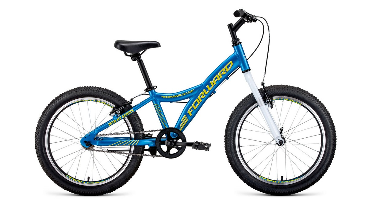 Купить Велосипед 20 Forward Comanche 20 1.0 AL 19-20 г, (велосипеды)