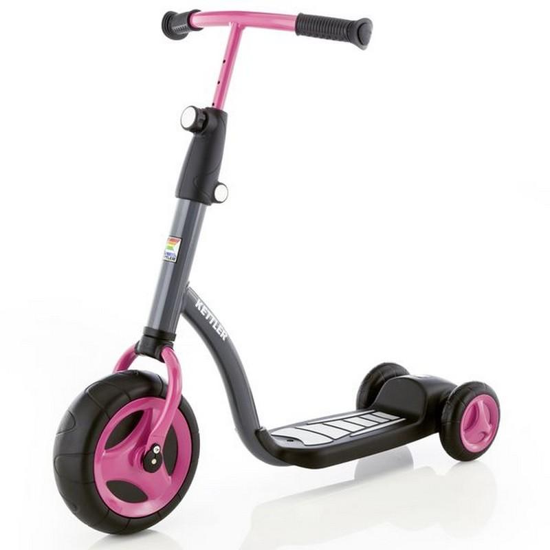 Самокат Kettler Kid`S Scooter Girl T07015-0010
