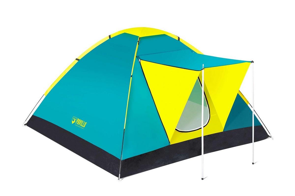 Палатка Coolground 3 Bestway 3-местная, 210x210x120см 68088
