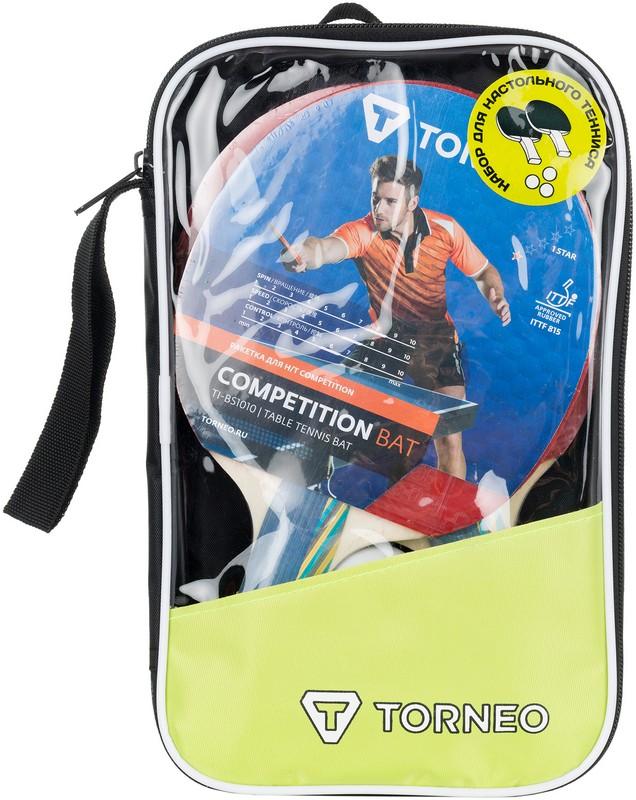 Купить Набор для настольного тенниса Torneo TI-BS1010,