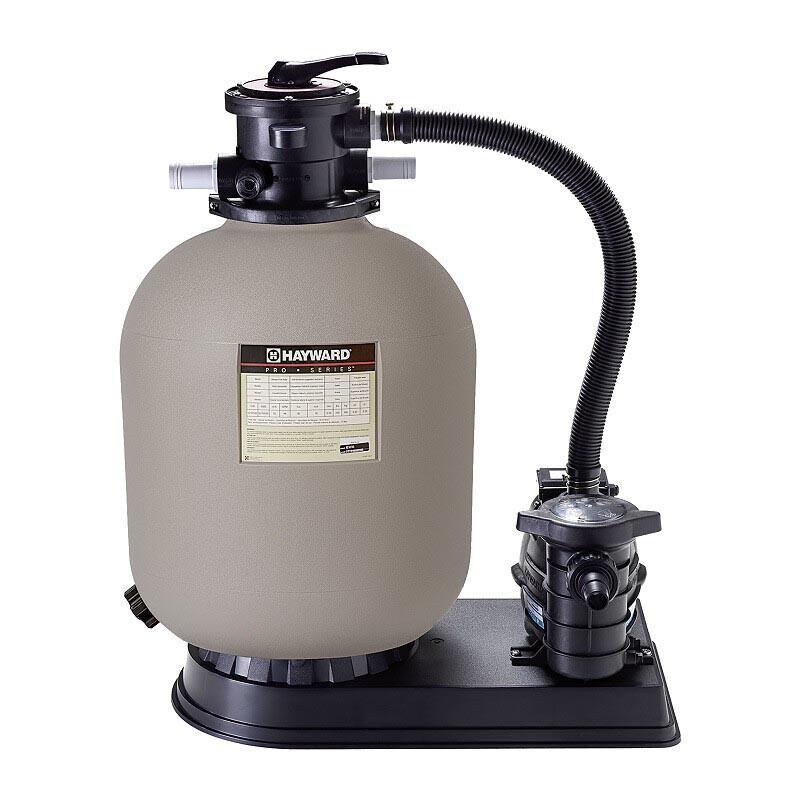 Купить Фильтрационная установка Hayward Pro Top D500 S144T8105 (8m3/h,верх),
