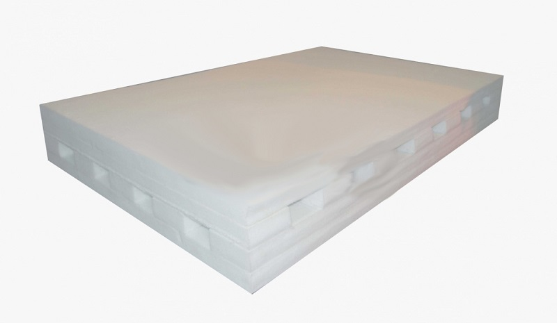 Купить Амортизационный блок для поролоновой ямы (дно) H=50см, NoBrand