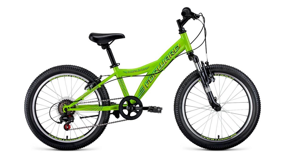 Купить Велосипед 20 Forward Dakota 2.0 19-20 г, (велосипеды)