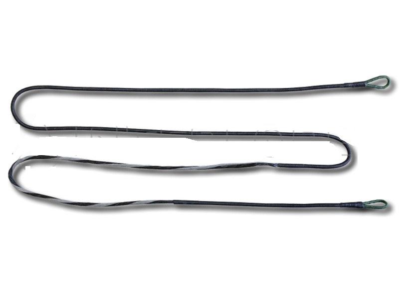Картинка для Трос контрольный для лука Carbon Element G3 (28 quot;-30 quot;) 36.38 quot; Silver/Black Hoyt 461303