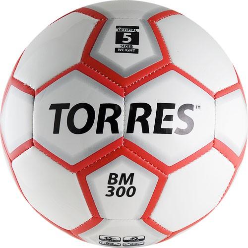 Мяч футбольный Torres BM 300 №5 F30095 цена