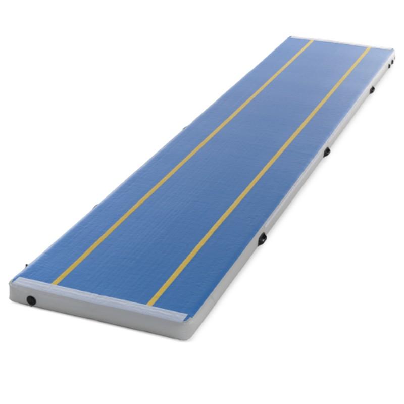 Дорожка акробатическая надувная SPIETH Gymnastics Superior III длина 15 м 1740930 дорожка акробатическая spieth gymnastics moscow 14 4х2 м 12 элементов 1790766