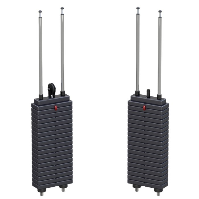 Грузоблочный стек ARMS (100 кг) поплавковый ARV032