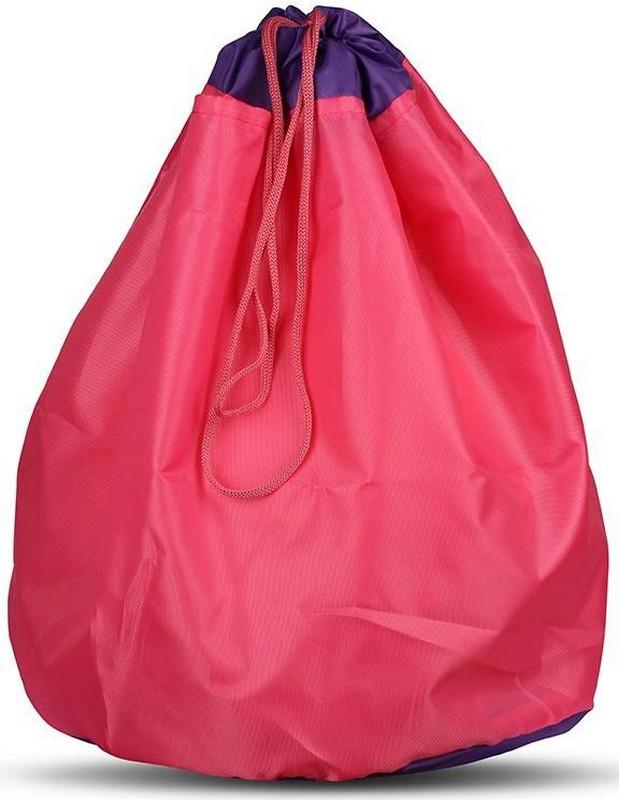 Чехол для мяча гимнастического Indigo SM-135 40x30 см розовый