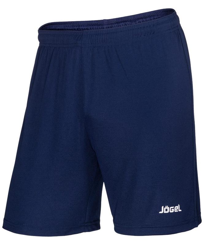 Купить Шорты футбольные Jögel детские JFS-1110-091 темно-синийбелый,