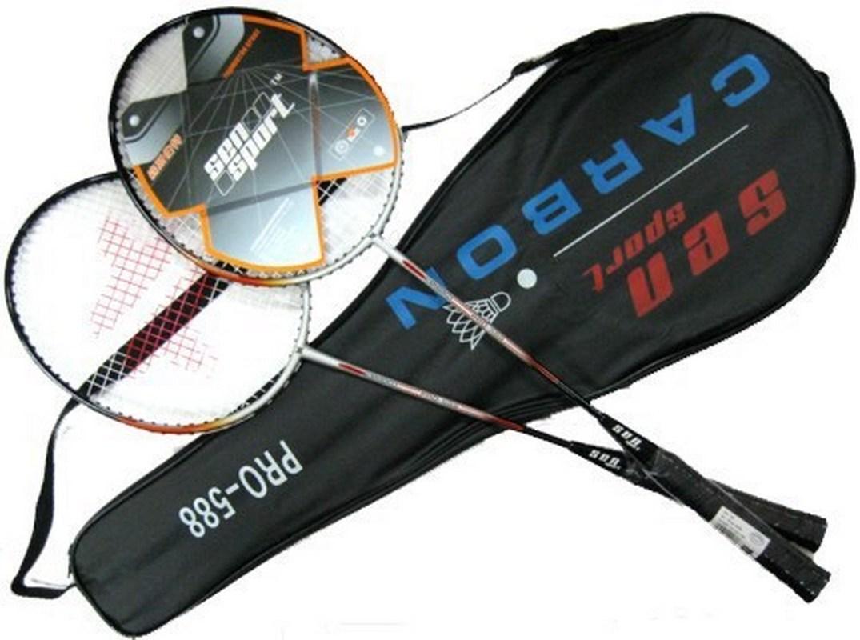 Набор для бадминтона Start Up Sen Sport Pro 588 (2 ракетки) от Дом Спорта