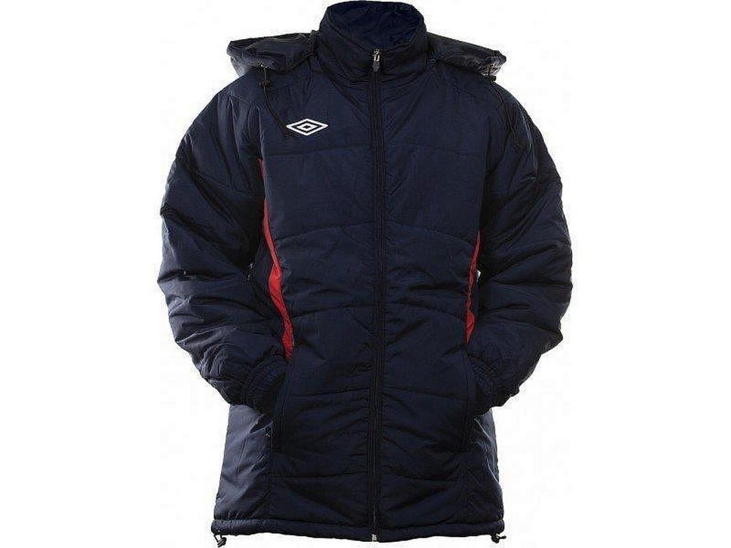 все цены на Куртка утепленная Umbro TT Padded Jacket 443011-921 онлайн