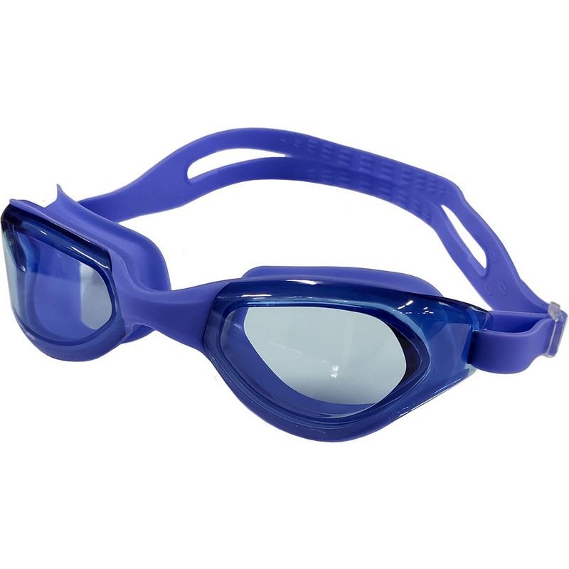 Купить Очки для плавания мягкая переносица B31542-0 Темно Синий, NoBrand