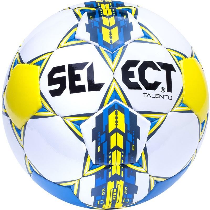 Мяч футбольный Select Talento 3 мяч футбольный select talento арт 811008 005 р 3