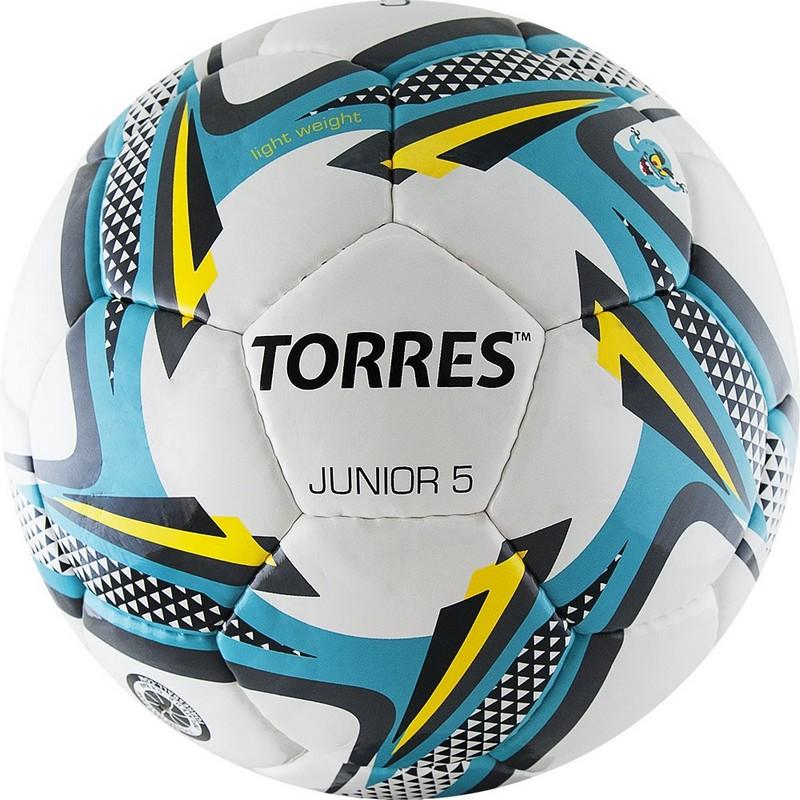 Купить Мяч футбольный Torres Junior-5 F318225 р.5,