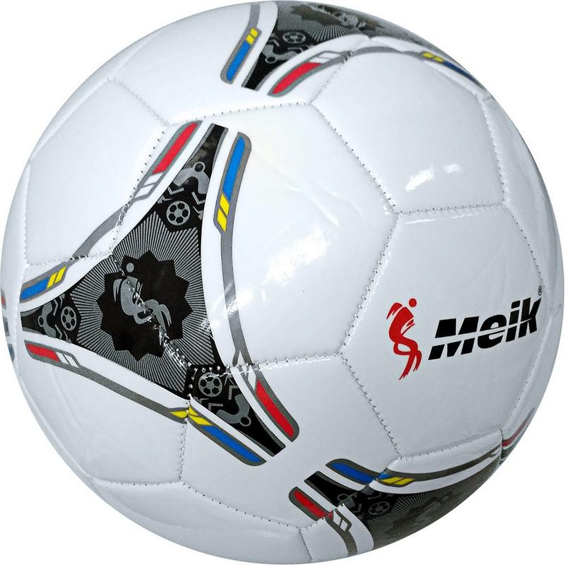 Купить Мяч футбольный Meik 063-44 B31225 р.5,