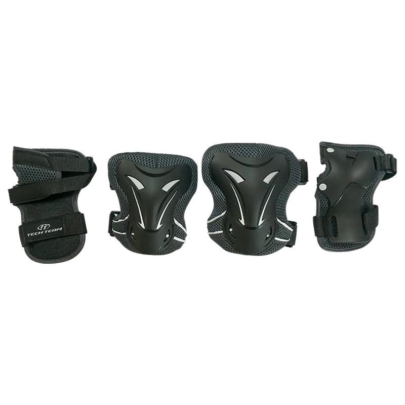 Комплект защиты TechTeam Safety Line 400, черный