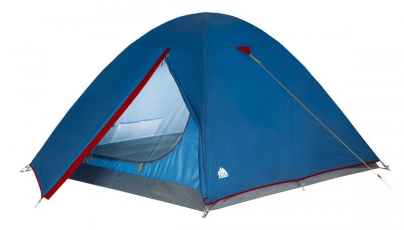 Палатка Trek Planet Dallas 2 синий/красный 70101