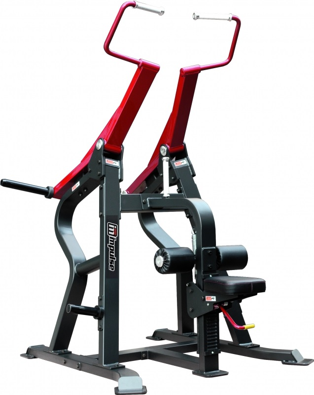 Тренажер Верхняя тяга Impulse SL7002 нижняя тяга на свободных весах jw sport ma 04