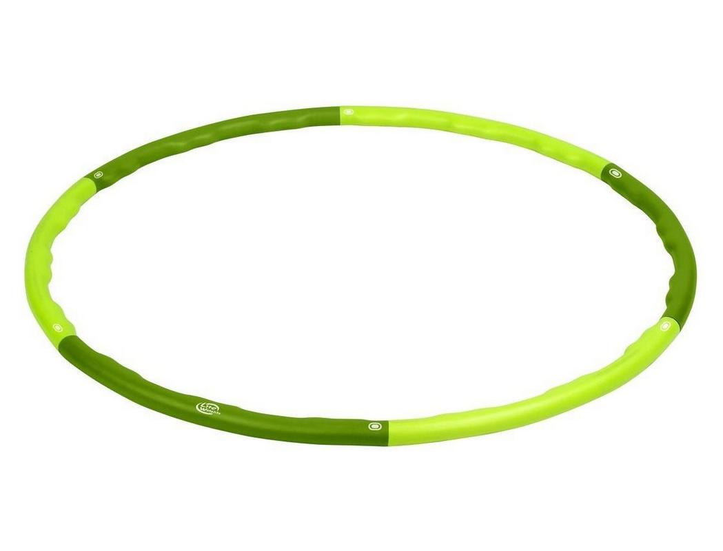 Обруч гимнастический массажный Lite Weights 1843LW мяч гимнастический lite weights цвет зеленый диаметр 65 см