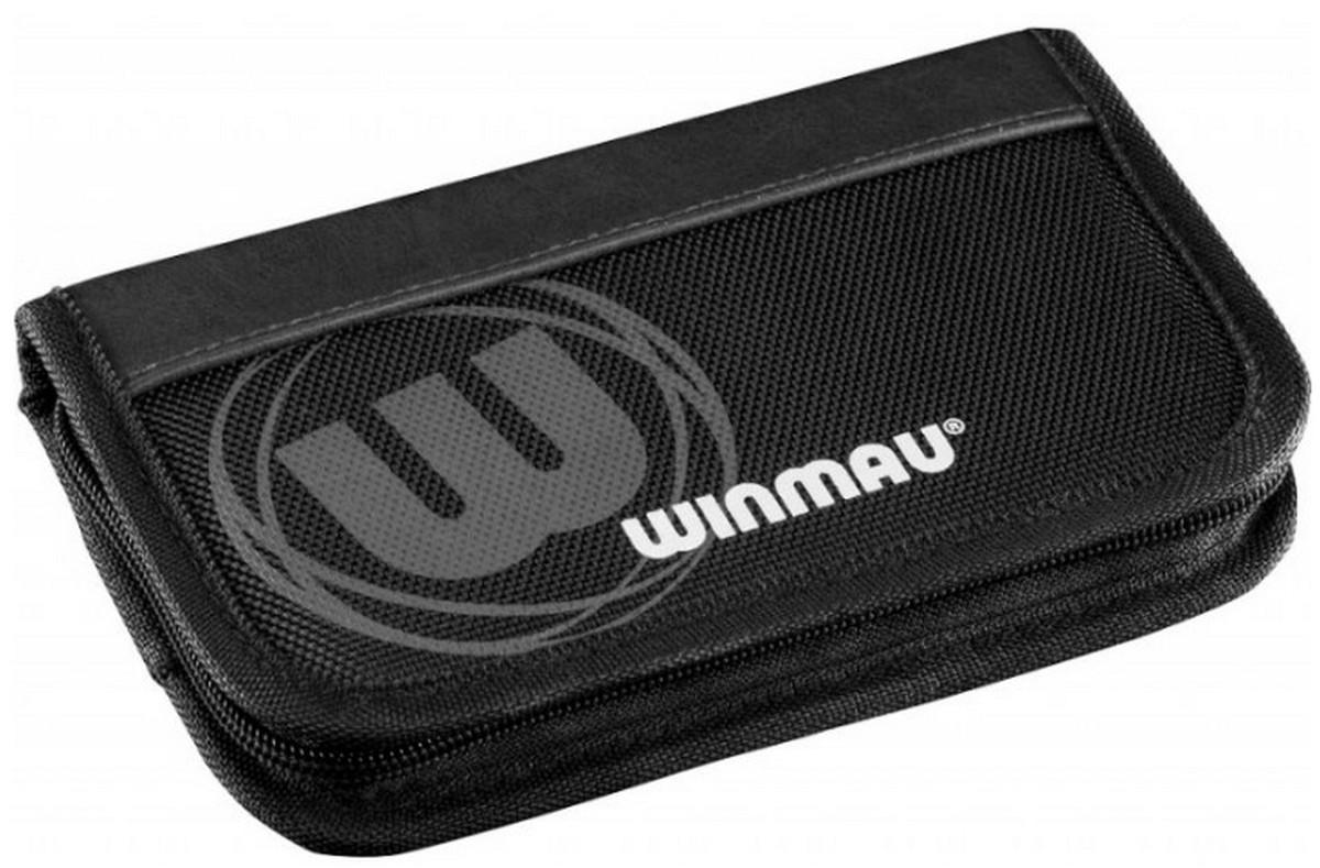 Купить Нейлоновый чехол для дротиков Winmau Super Dart Case 2, черный,