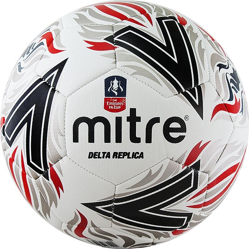 Купить Мячи футбольный Mitre Delta Replica AA0017WD6 р.5,