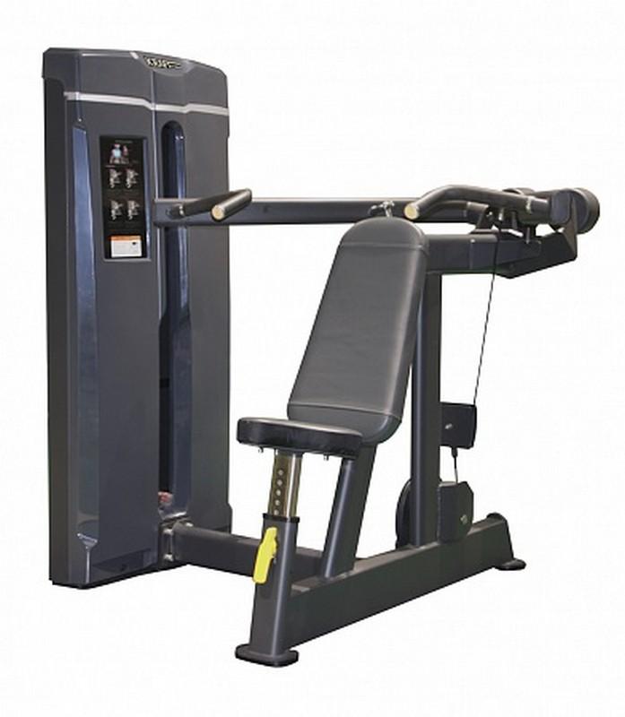 Жим от плеч Kraft Fitness KFWSP жим от плеч верхняя тяга spirit fitness dws103 u2