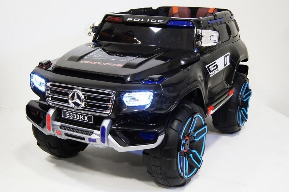 Детский электромобиль River-Toys Merc E333KX