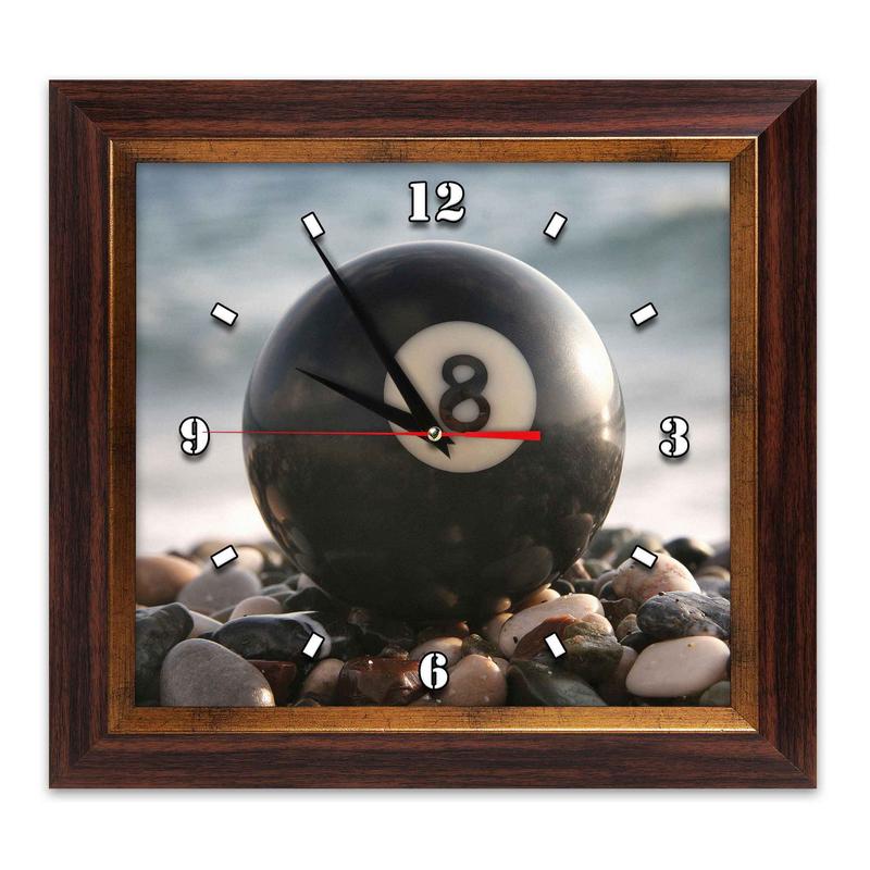 Часы AFG Бильярд AFG7806 38х41см