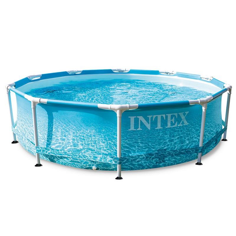 Купить Бассейн каркасный 305х76см Intex 28206 с полиграфией,