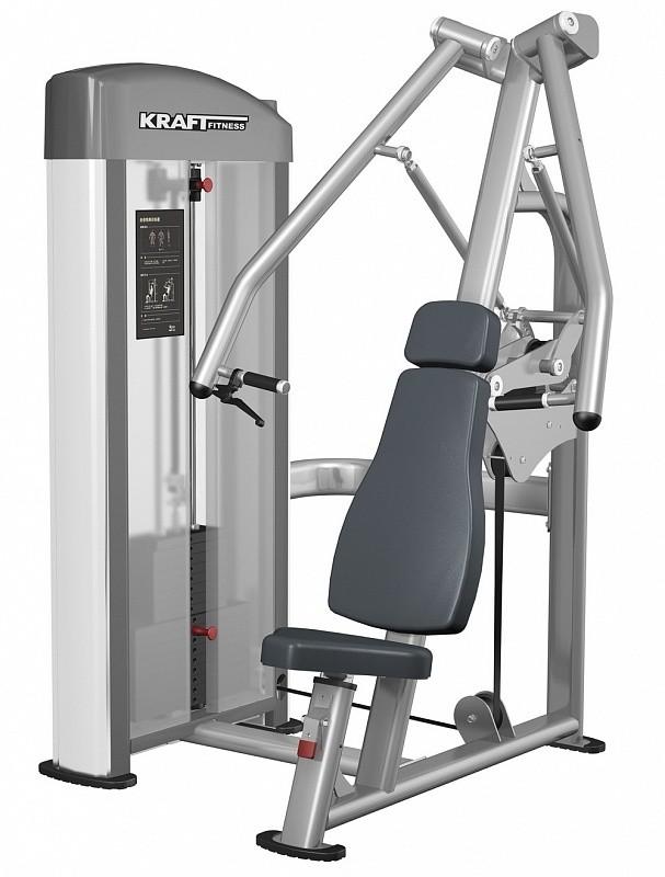 Жим от груди Kraft Fitness KFDCHEST регулируемая скамья kraft fitness kffiuby