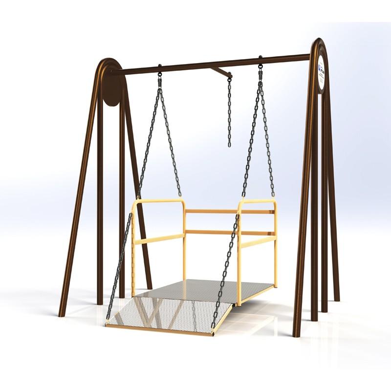 Купить Качели для инвалидного кресла Hercules А-0098 4092,