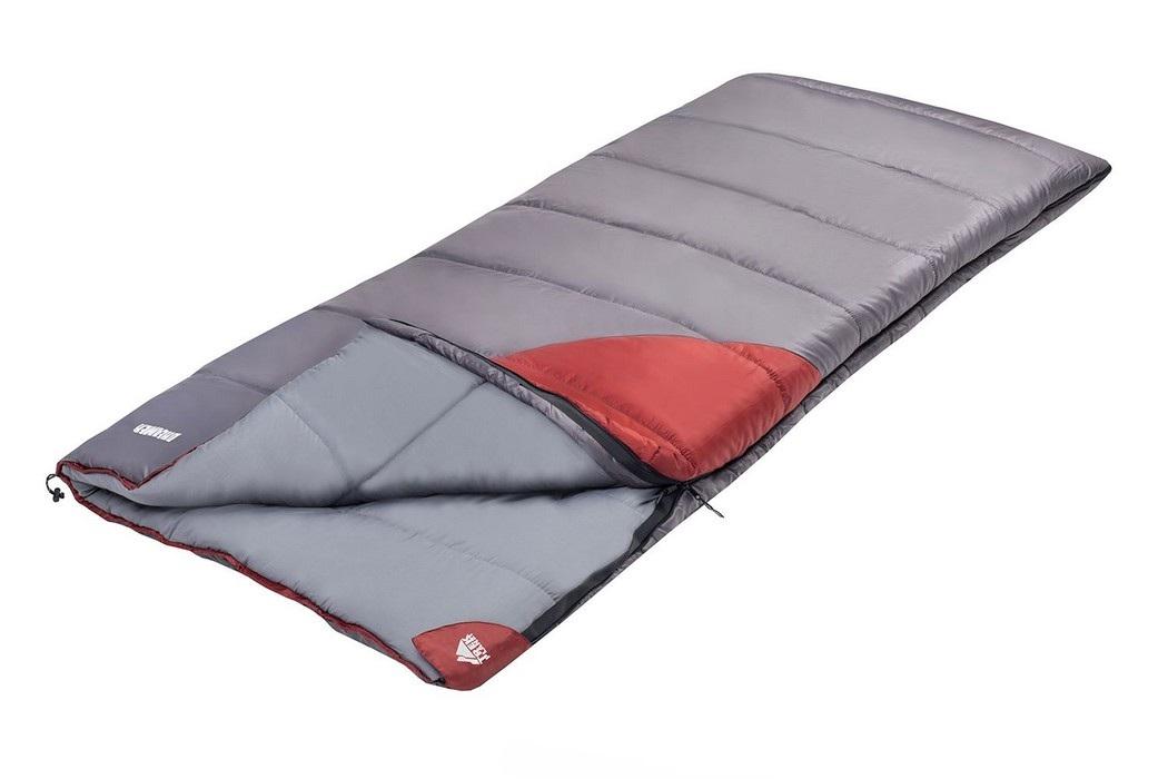 Спальный мешок Trek Planet Dreamer 70368-L т.серый/бордовый