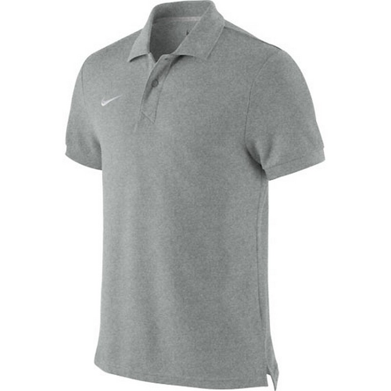 Футболка-поло Nike Ts Core Polo 456000-050 Jr детская, серая