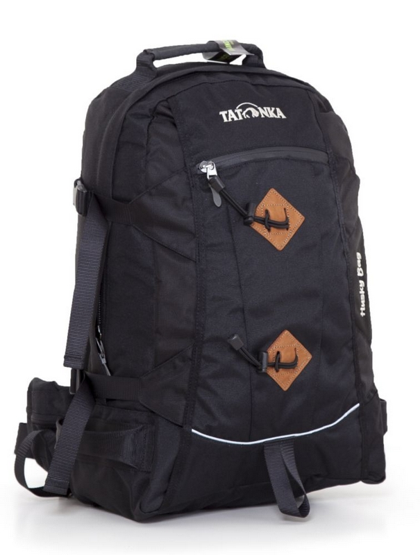 Рюкзак Tatonka Husky Bag, 28л, чёрный, 1580.040