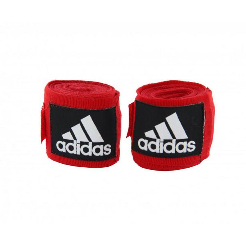 Бинты эластичные Adidas AIBA Rules Boxing Crepe Bandage красные