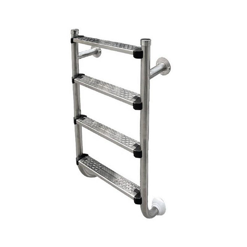 Купить Лестница AquaViva нижняя часть, 4 ступени BHL415-SR,