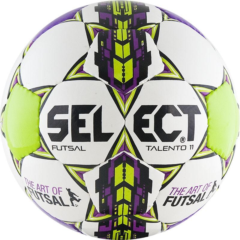 Мяч футзальный Select Futsal Talento 11 р.3 мяч футбольный select talento арт 811008 005 р 3