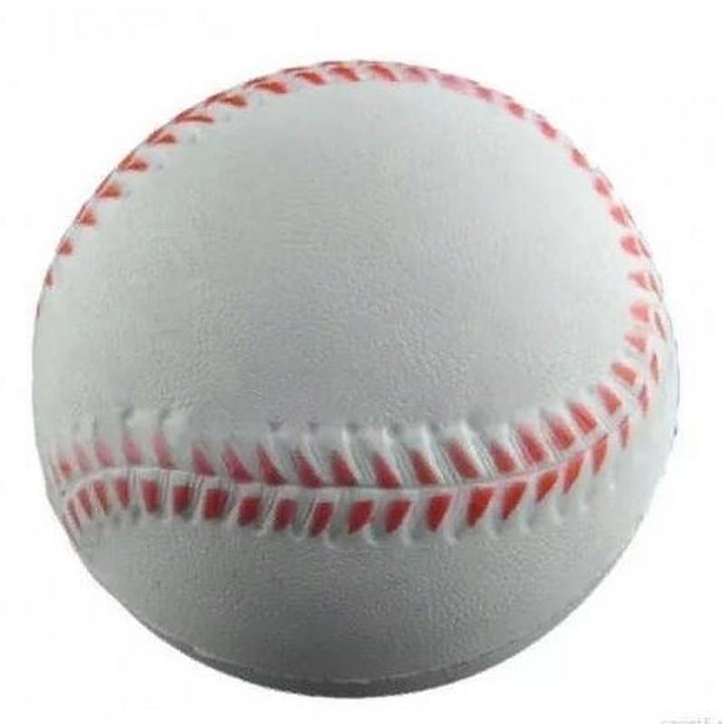 Мяч PU бейсбол TX31499 d-76 мм