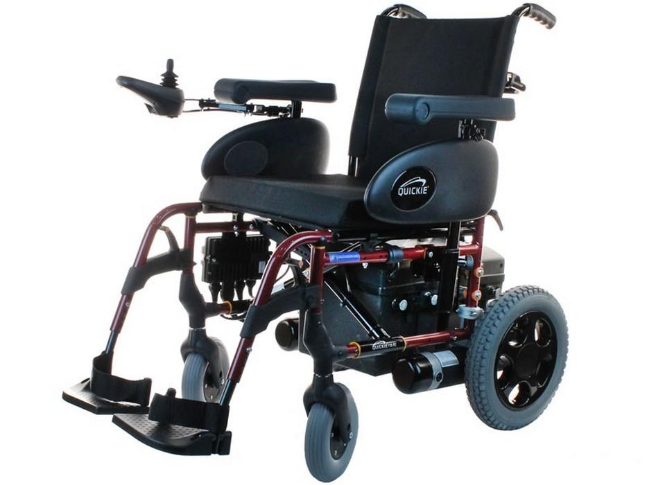 Кресло-коляска электрическая Titan Deutschland GmbH LY-EB 103-F35