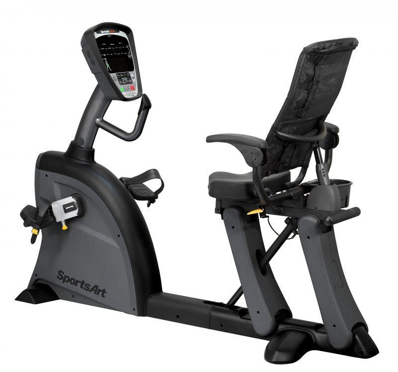 Купить Велотренажер SportsArt C521M,