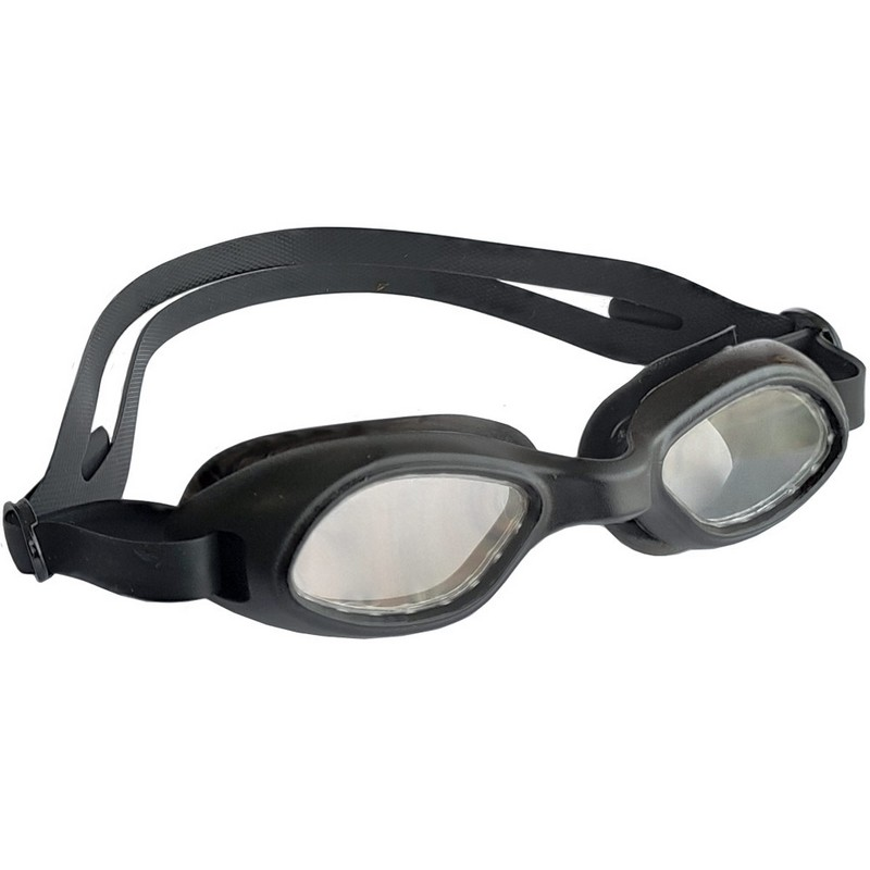 Купить Очки для плавания B31529-3 мультколор (Черный), NoBrand