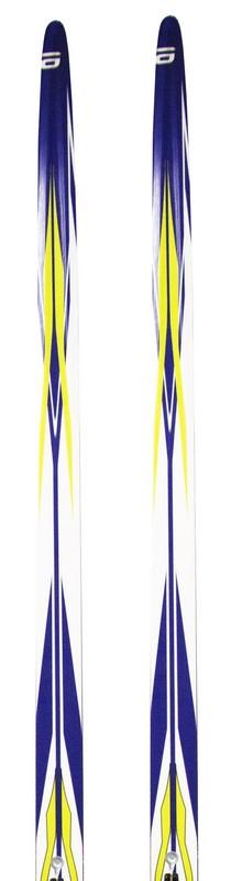 Лыжи беговые Atemi Arrow blue step беговые лыжи