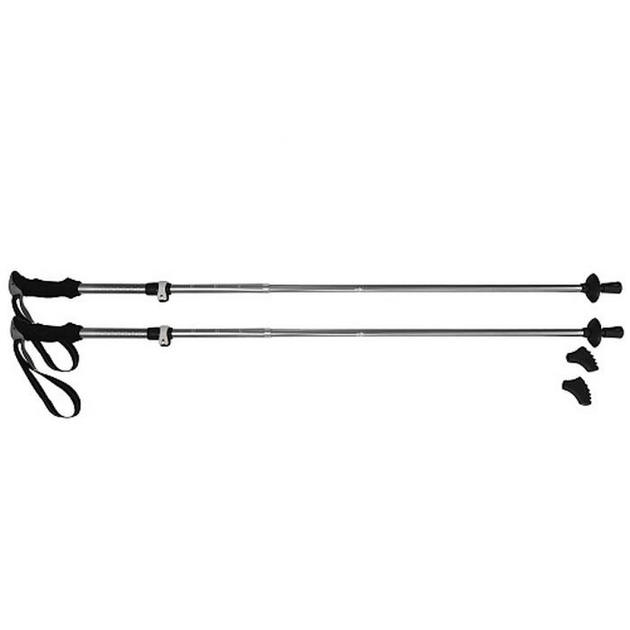 Купить Палки для сканд ходьбы Larsen Camping складные 110 - 130 см (3х секционные),