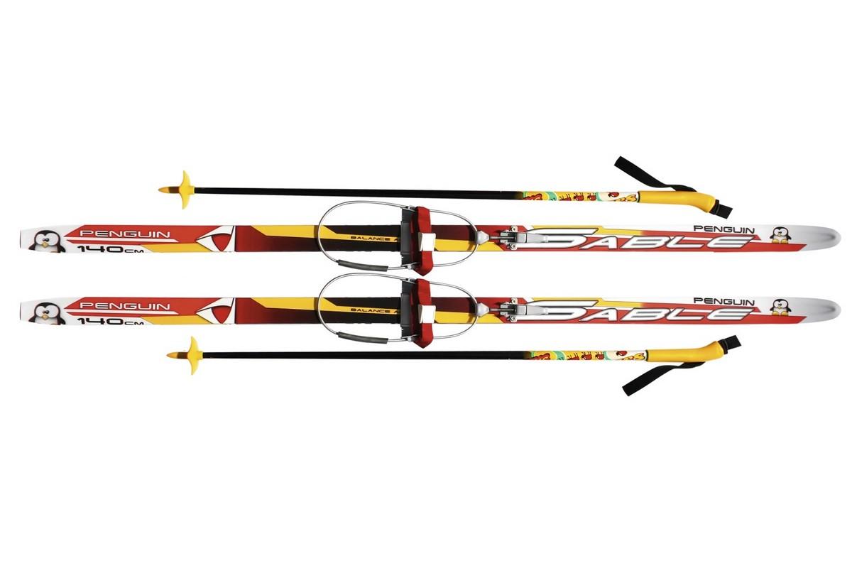 Купить Лыжный комплект STC с креплением комби Marax,