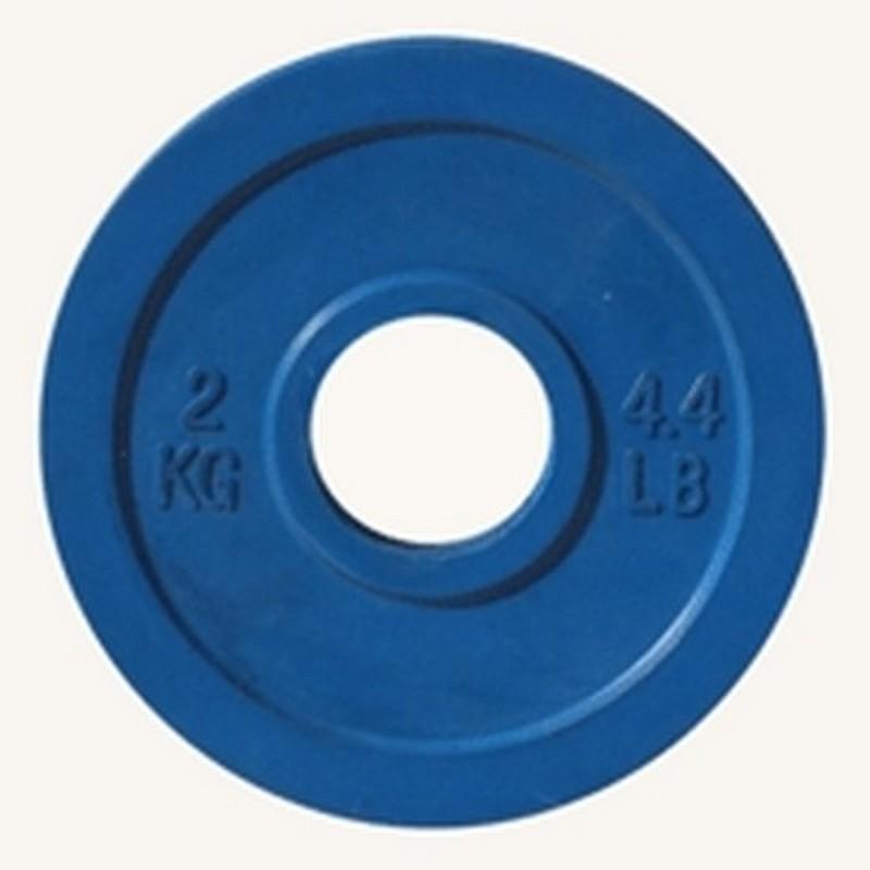 Купить Диск Johns d51мм, 2кг DR71025 - 2С синий,