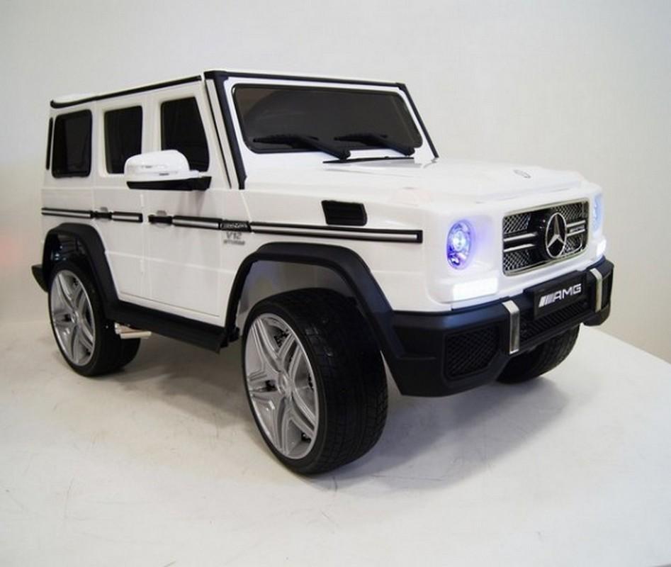 Электромобиль RiVeRtoys Mercedes-Benz-G65-AMG с дистанционным управлением