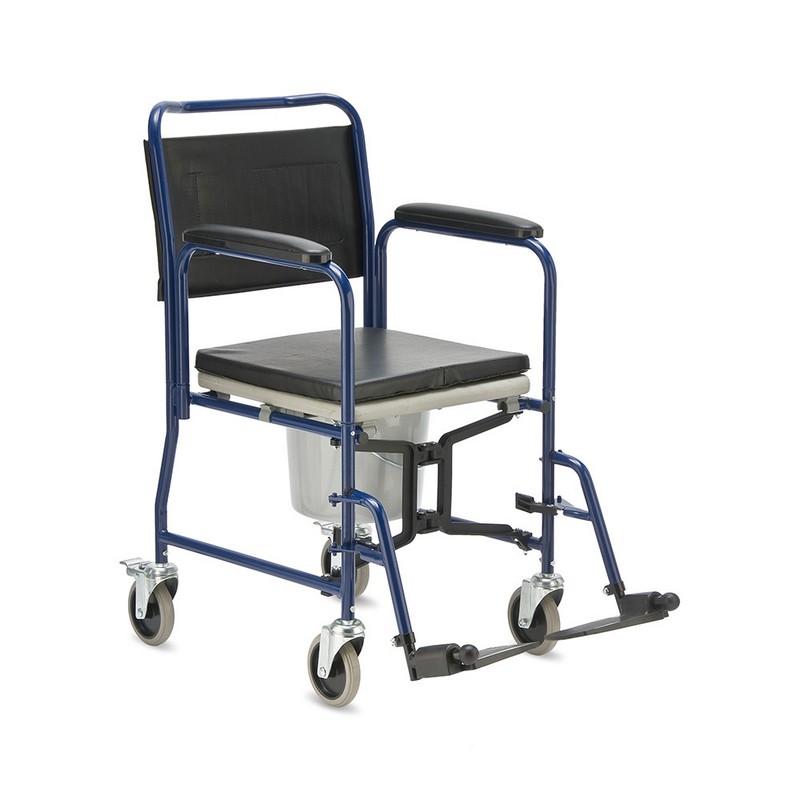 Кресло-коляска с санитарным оснащением для инвалидов Armed H009B