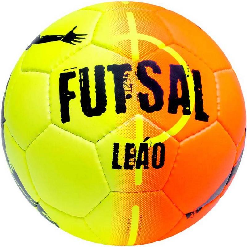 Мяч футзалальный Select Futsal Leao №4 (ПВХ) мяч футзальный select futsal talento 11 852616 049 р 3