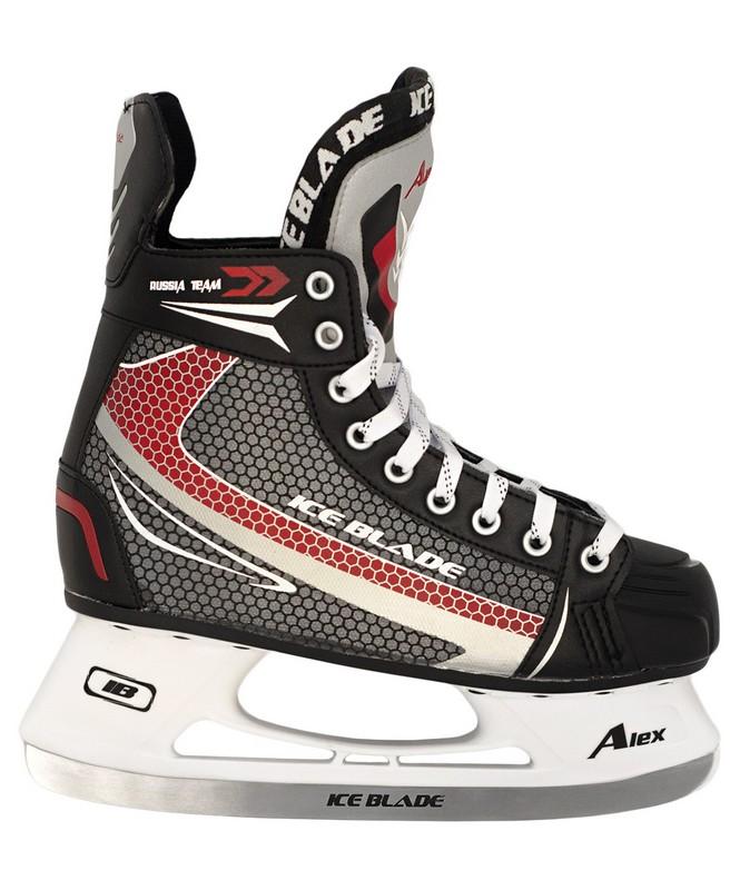 Коньки хоккейные Ice Blade Alex каком спортивном магазине в калуге можно подешевле коньки