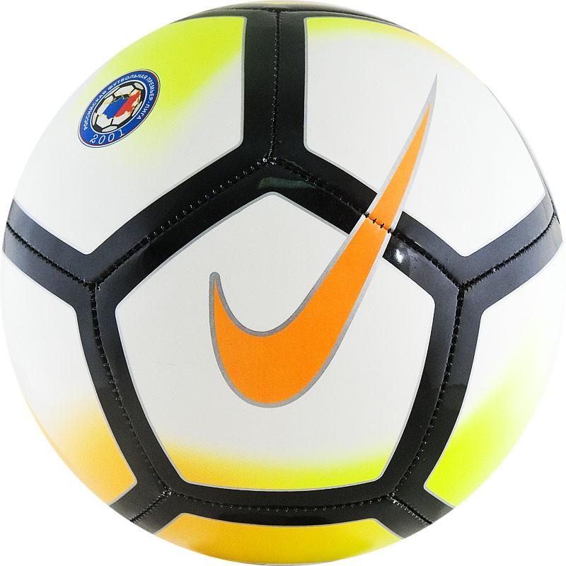 Мяч футбольный Nike PL Pitch РФПЛ р.5 мяч футбольный nike pitch pl р 5 sc3137 620